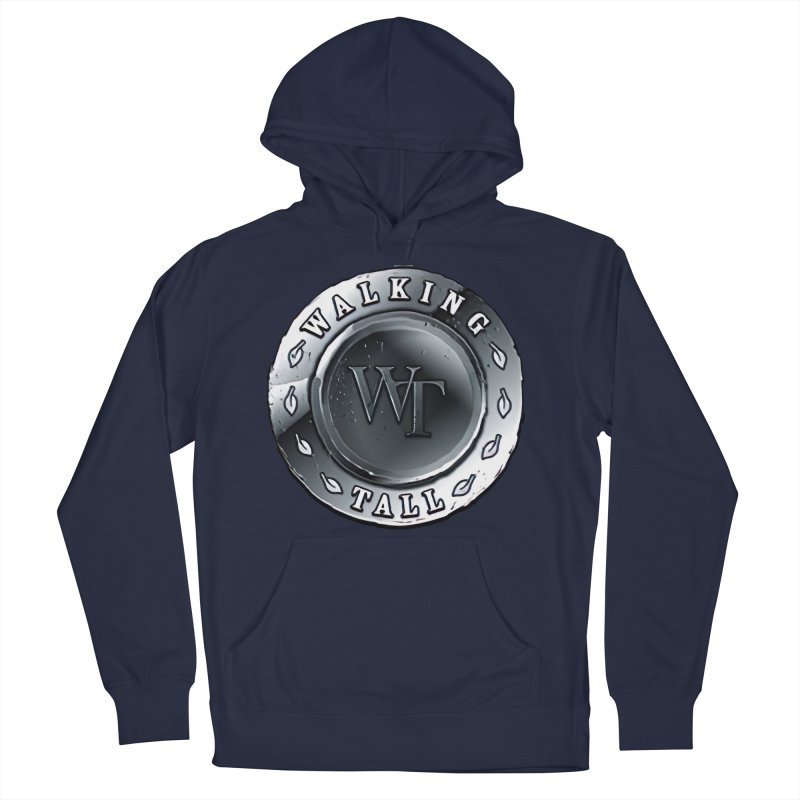 Walking Tall Crest Men's French Terry Pullover Hoody by Walking Tall - Band Merch Shop