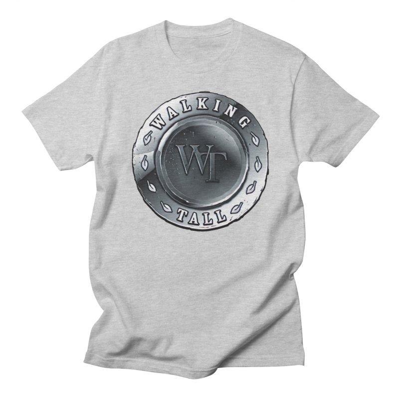 Walking Tall Crest Women's Regular Unisex T-Shirt by Walking Tall - Band Merch Shop