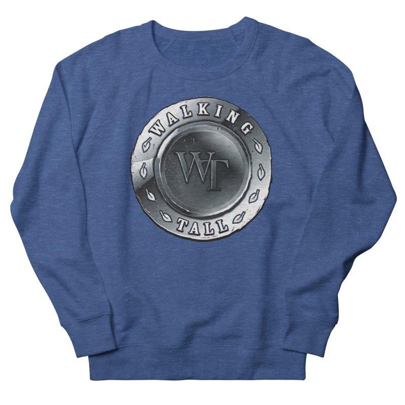 Walking Tall Crest Men's Sweatshirt by Walking Tall - Band Merch Shop