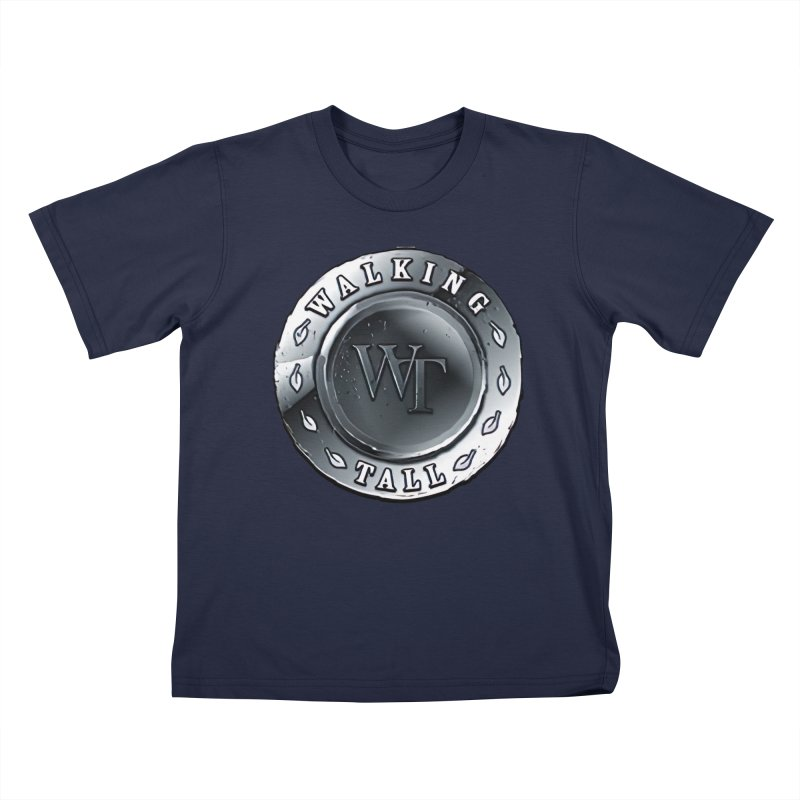 Walking Tall Crest Kids T-Shirt by Walking Tall - Band Merch Shop