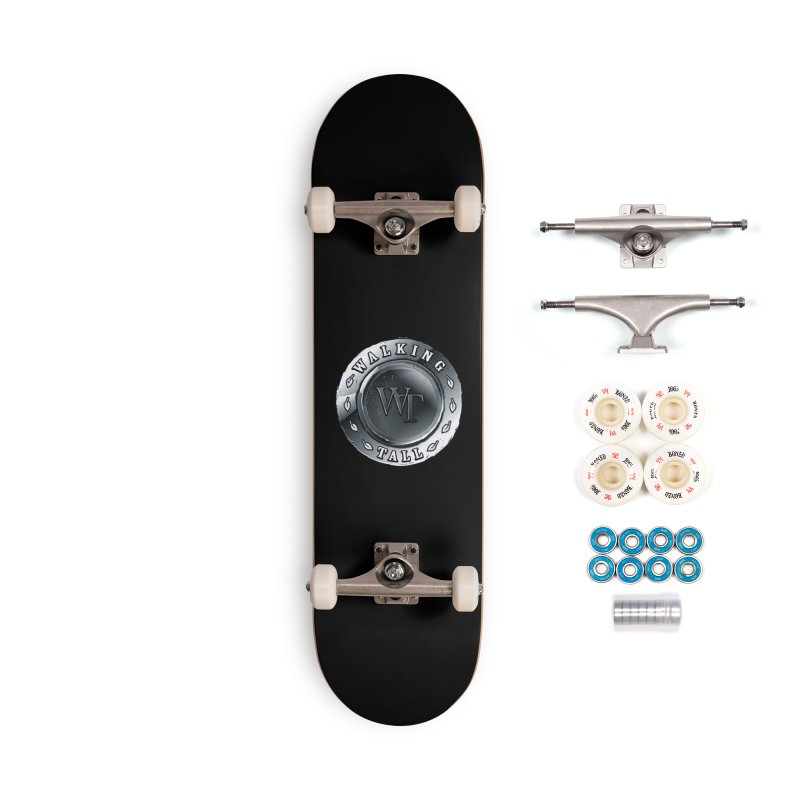 Walking Tall Crest Accessories Complete - Premium Skateboard by Walking Tall - Band Merch Shop