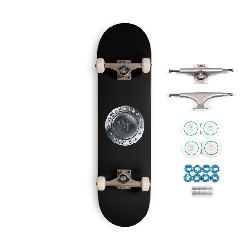 Walking Tall Crest Accessories Complete - Basic Skateboard by Walking Tall - Band Merch Shop