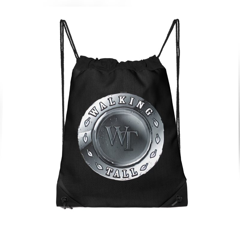 Walking Tall Crest Accessories Bag by Walking Tall - Band Merch Shop