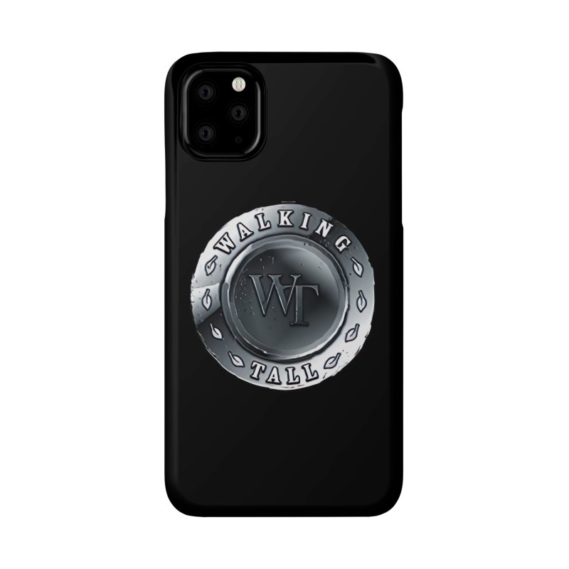 Walking Tall Crest Accessories Phone Case by Walking Tall - Band Merch Shop