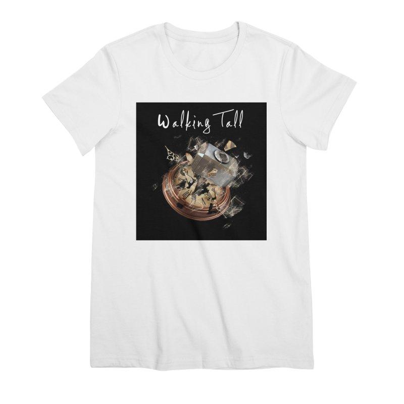 Hammered Time Women's Premium T-Shirt by Walking Tall - Band Merch Shop