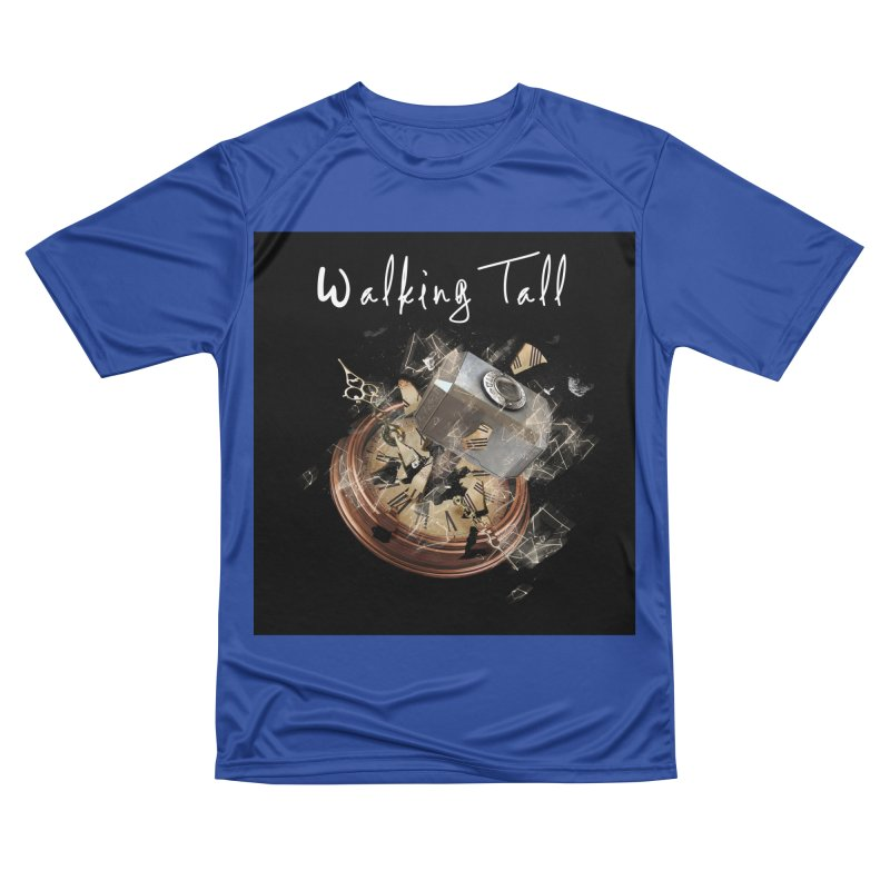 Hammered Time Men's Performance T-Shirt by Walking Tall - Band Merch Shop