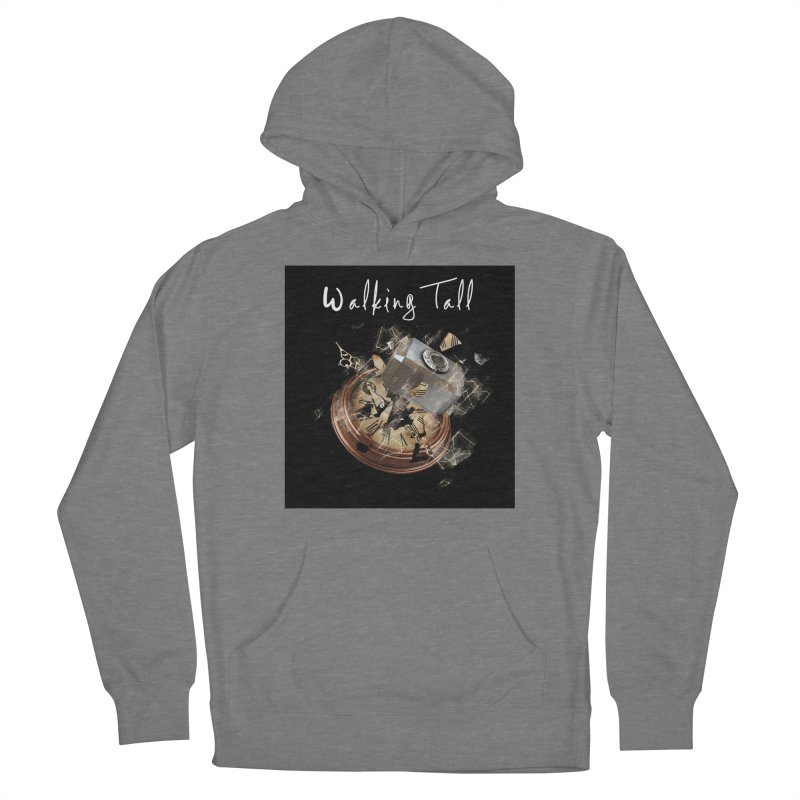 Hammered Time Women's Pullover Hoody by Walking Tall - Band Merch Shop