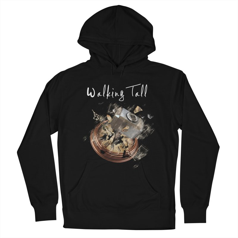 Hammered Time Women's French Terry Pullover Hoody by Walking Tall - Band Merch Shop