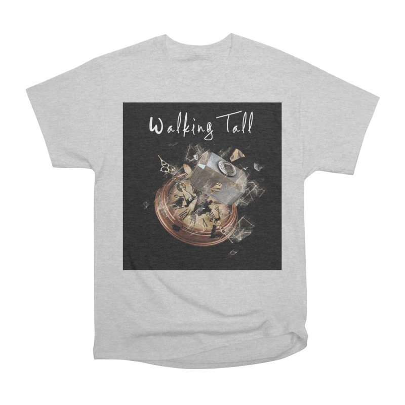 Hammered Time Women's Heavyweight Unisex T-Shirt by Walking Tall - Band Merch Shop