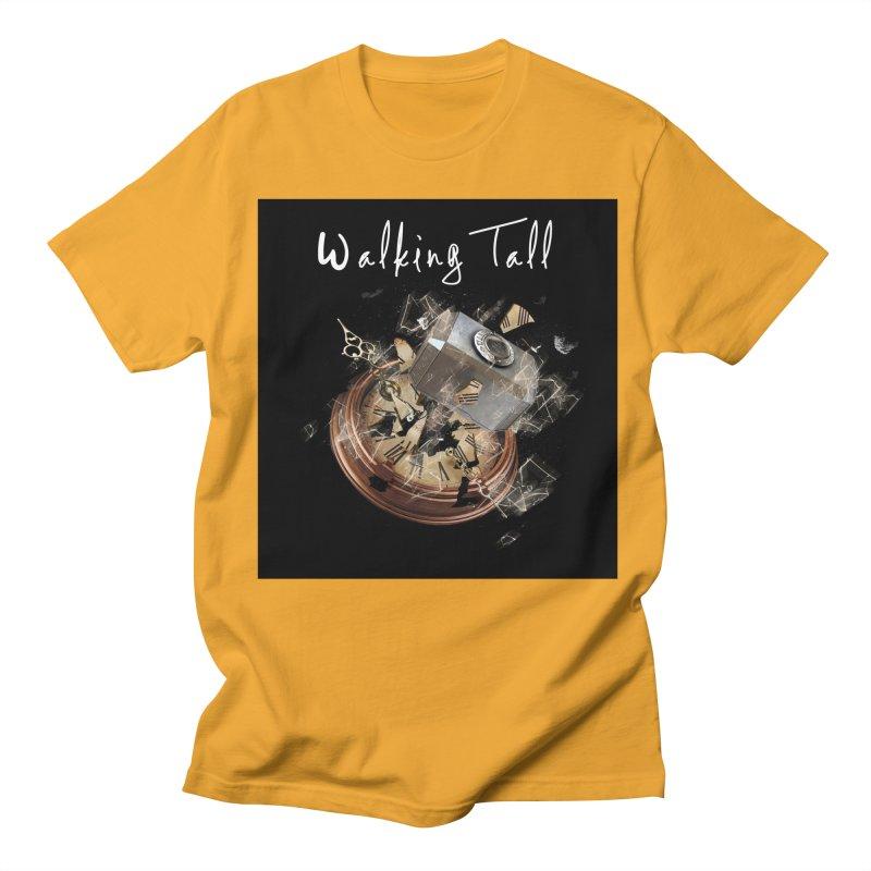 Hammered Time Women's Regular Unisex T-Shirt by Walking Tall - Band Merch Shop