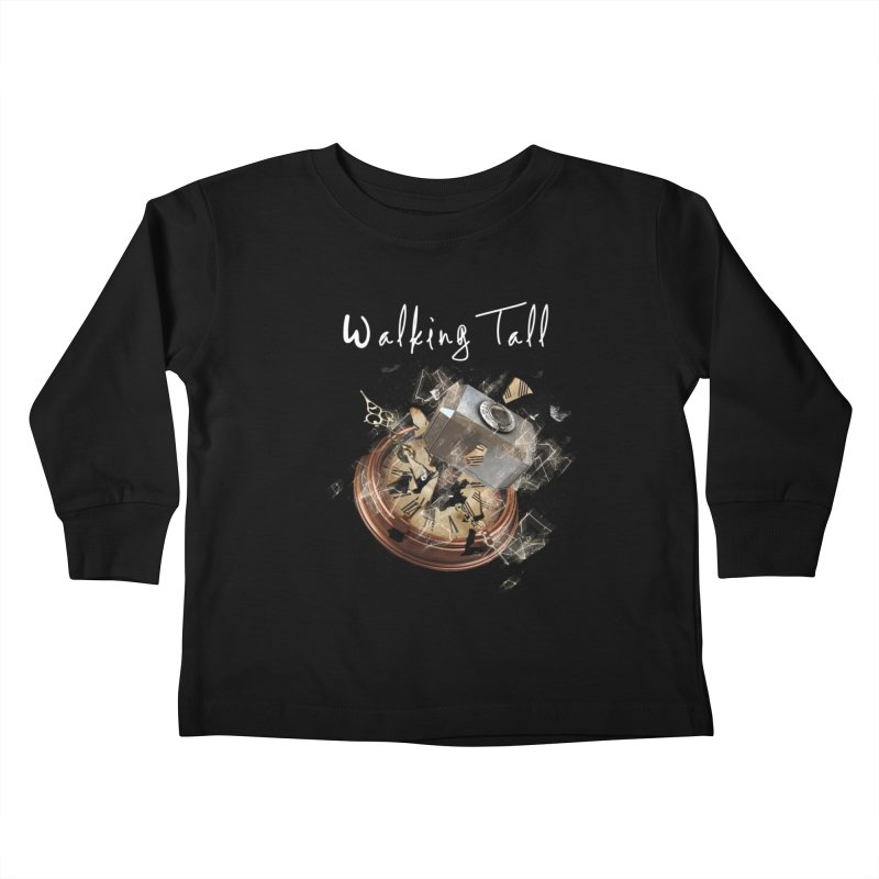 Hammered Time Kids Toddler Longsleeve T-Shirt by Walking Tall - Band Merch Shop