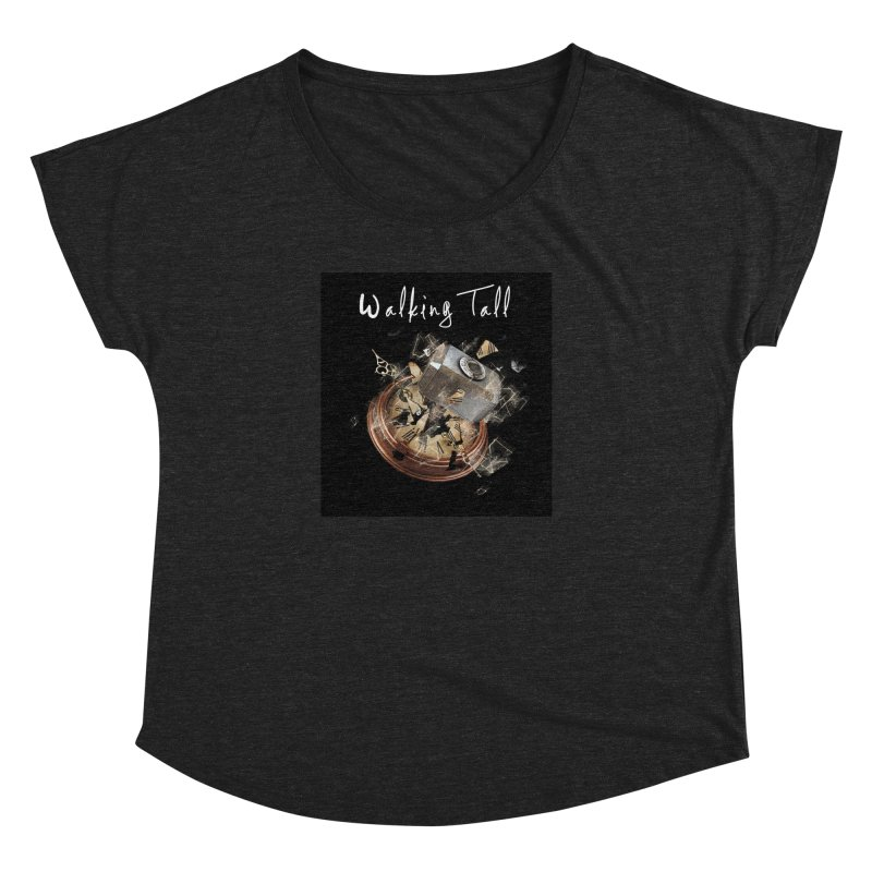 Hammered Time Women's Dolman Scoop Neck by Walking Tall - Band Merch Shop