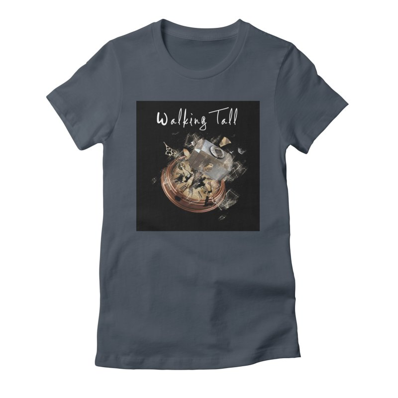 Hammered Time Women's T-Shirt by Walking Tall - Band Merch Shop