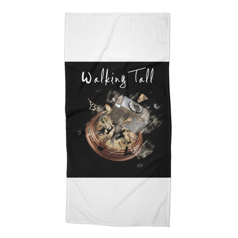 Hammered Time Accessories Beach Towel by Walking Tall - Band Merch Shop