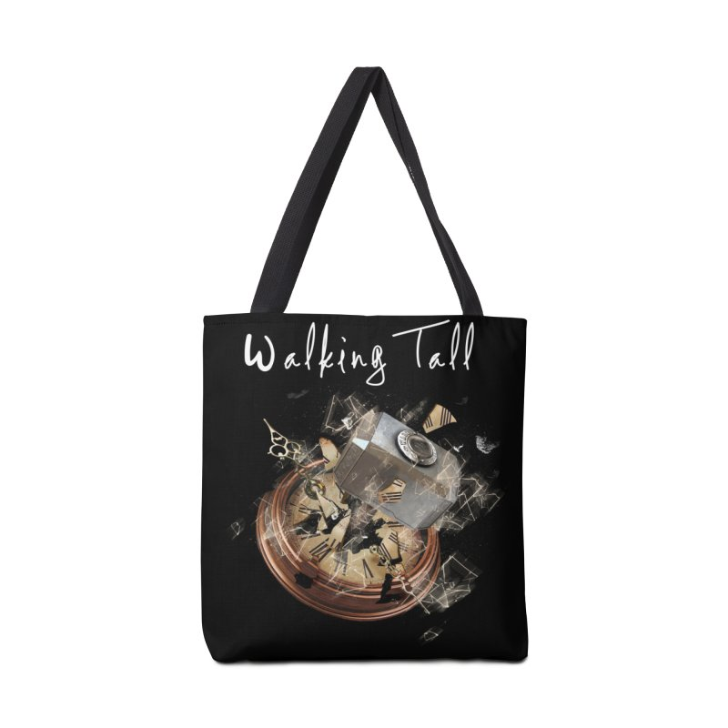 Hammered Time Accessories Tote Bag Bag by Walking Tall - Band Merch Shop