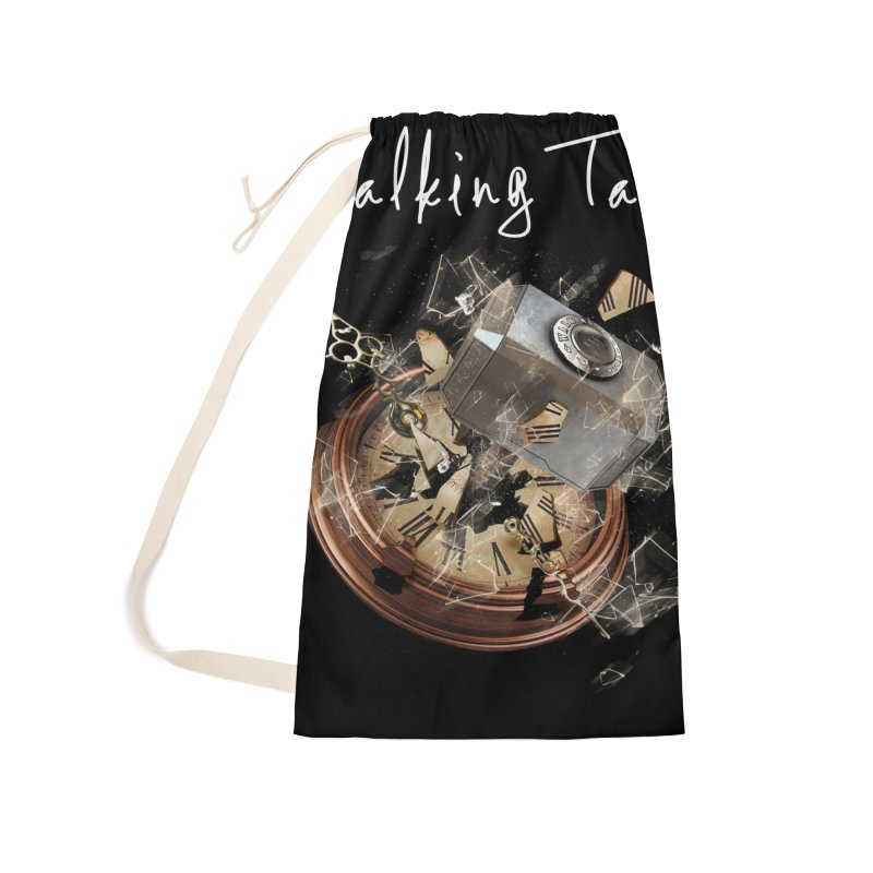 Hammered Time Accessories Laundry Bag Bag by Walking Tall - Band Merch Shop