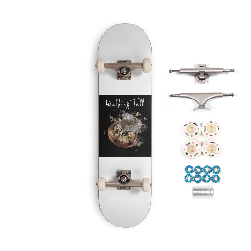 Hammered Time Accessories Complete - Premium Skateboard by Walking Tall - Band Merch Shop