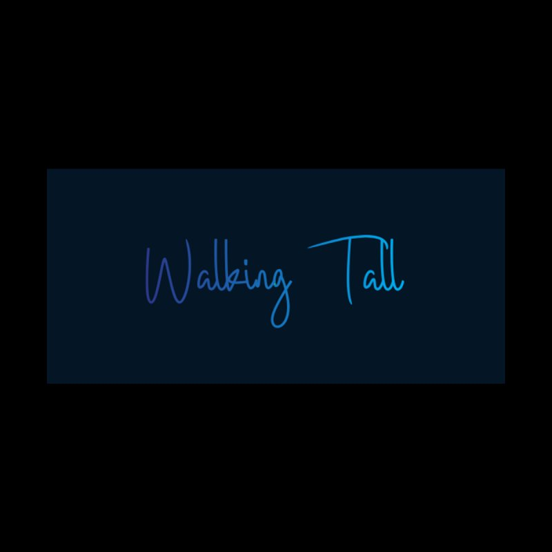 Walking Tall Plain Women's Scoop Neck by Walking Tall - Band Merch Shop