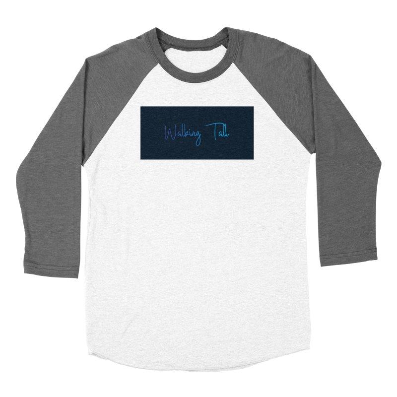 Walking Tall Plain Women's Longsleeve T-Shirt by Walking Tall - Band Merch Shop