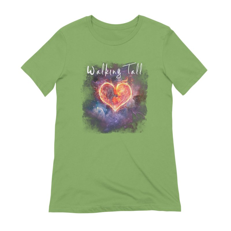 Universal Love Women's Extra Soft T-Shirt by Walking Tall - Band Merch Shop
