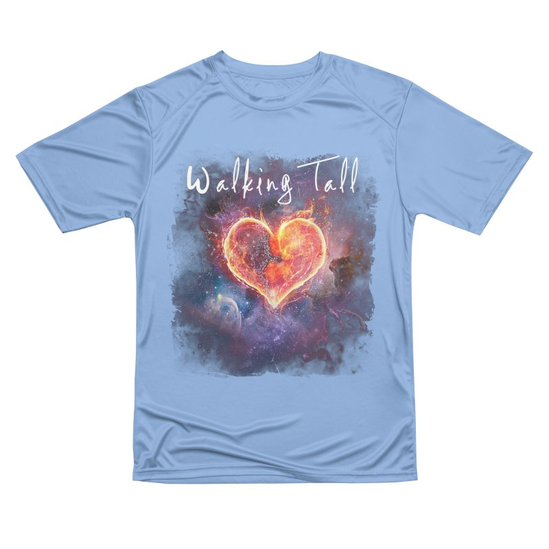 Universal Love Women's Performance Unisex T-Shirt by Walking Tall - Band Merch Shop