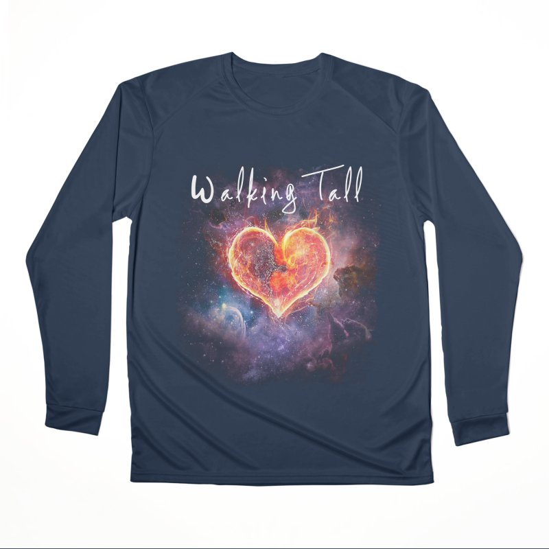 Universal Love Women's Performance Unisex Longsleeve T-Shirt by Walking Tall - Band Merch Shop