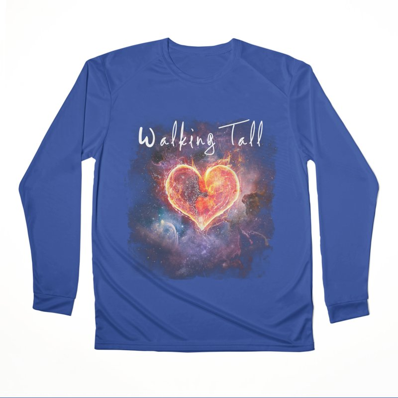 Universal Love Women's Performance Unisex Longsleeve T-Shirt by Walking Tall - Band Merch Shop