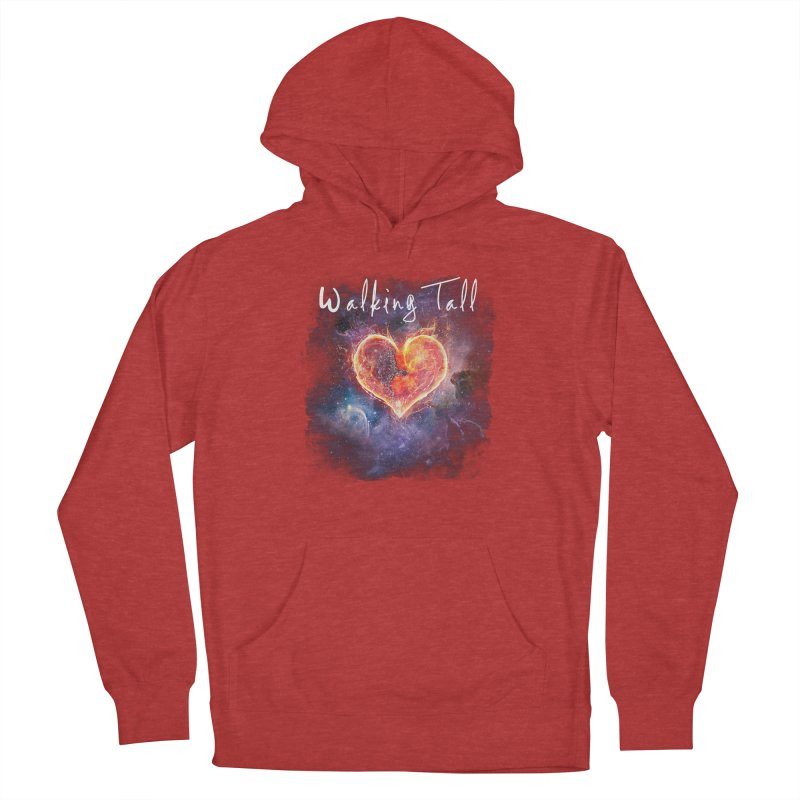 Universal Love Women's Pullover Hoody by Walking Tall - Band Merch Shop