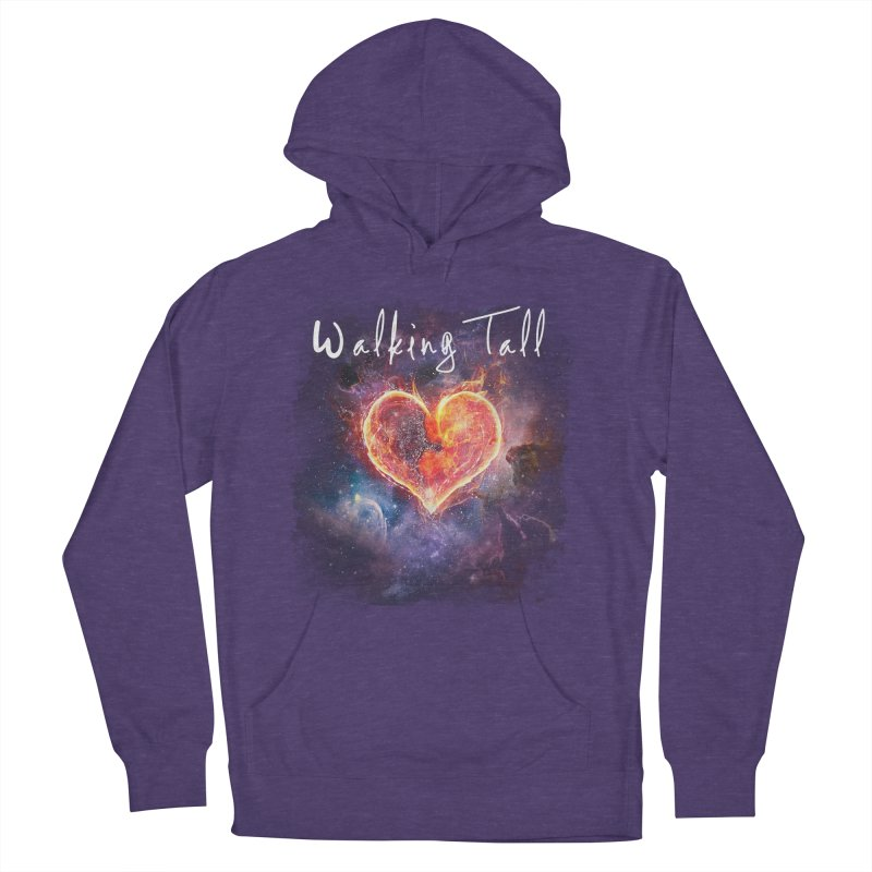Universal Love Women's French Terry Pullover Hoody by Walking Tall - Band Merch Shop