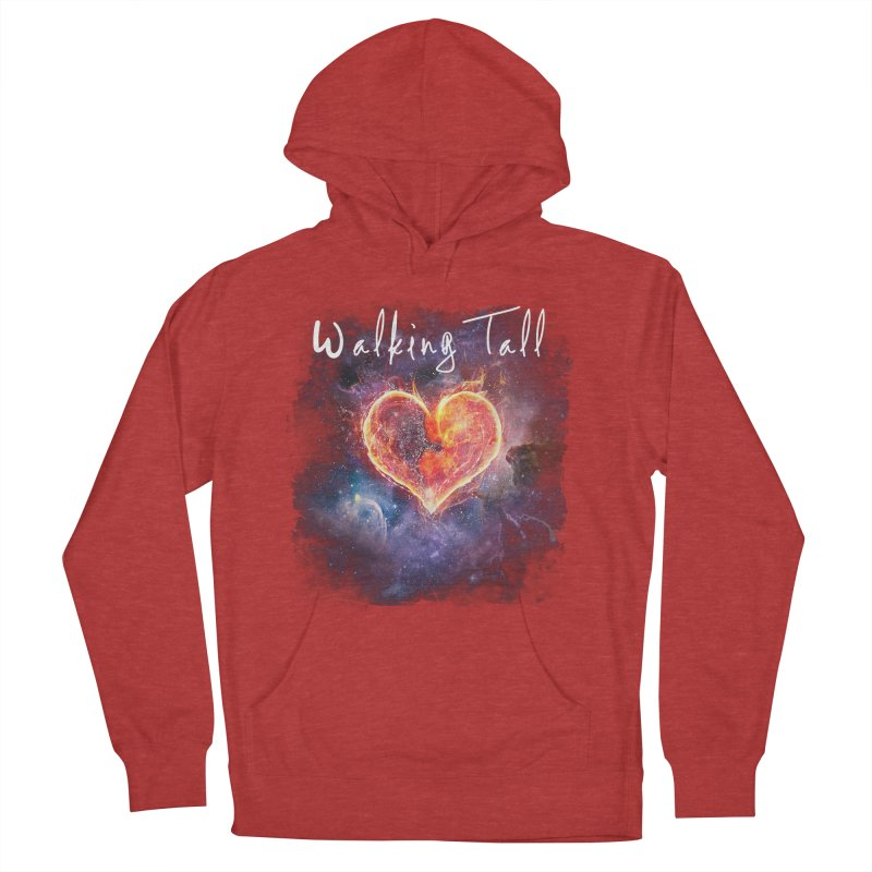Universal Love Men's French Terry Pullover Hoody by Walking Tall - Band Merch Shop