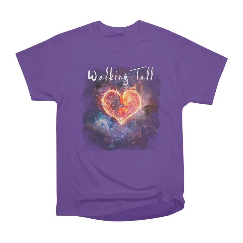 Universal Love Men's Heavyweight T-Shirt by Walking Tall - Band Merch Shop