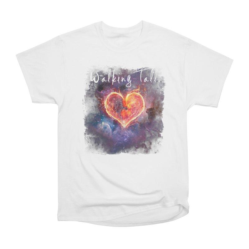 Universal Love Women's Heavyweight Unisex T-Shirt by Walking Tall - Band Merch Shop