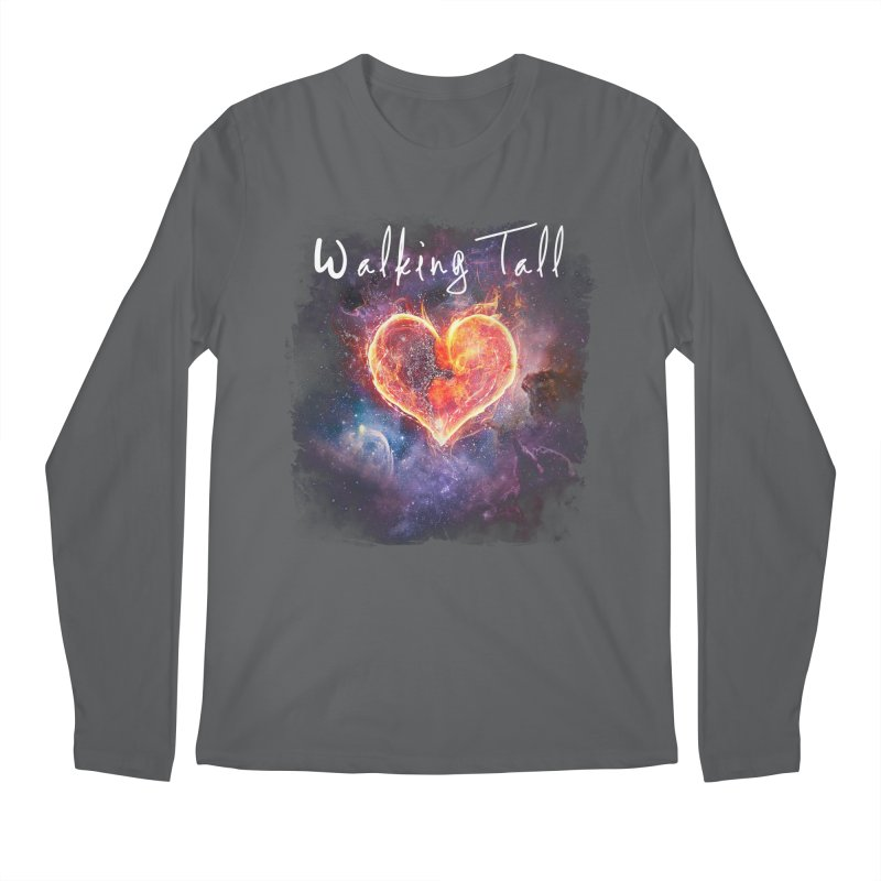 Universal Love Men's Longsleeve T-Shirt by Walking Tall - Band Merch Shop