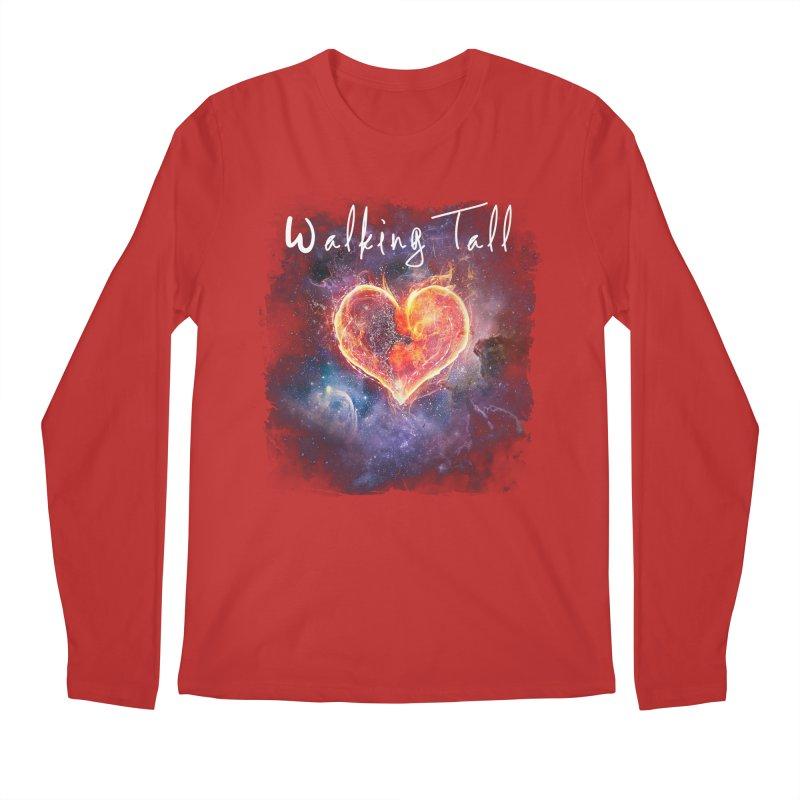 Universal Love Men's Regular Longsleeve T-Shirt by Walking Tall - Band Merch Shop