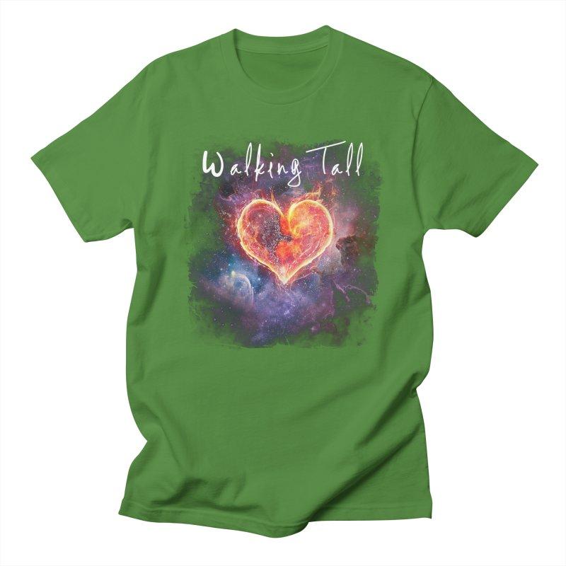 Universal Love Women's Regular Unisex T-Shirt by Walking Tall - Band Merch Shop