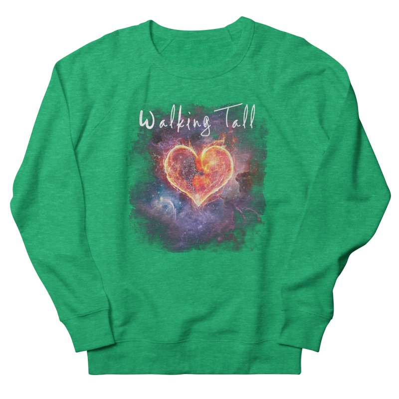 Universal Love Women's Sweatshirt by Walking Tall - Band Merch Shop
