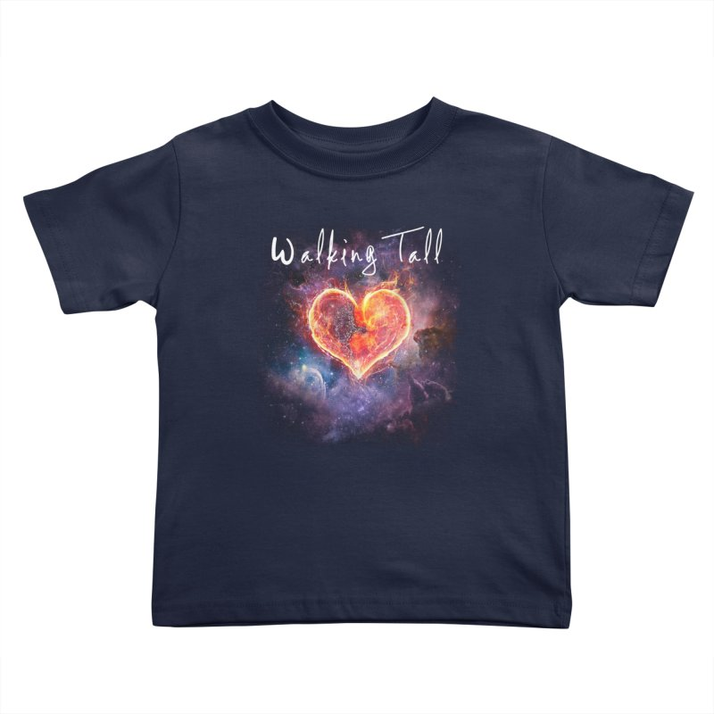 Universal Love Kids Toddler T-Shirt by Walking Tall - Band Merch Shop