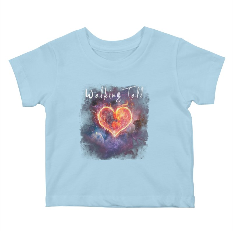 Universal Love Kids Baby T-Shirt by Walking Tall - Band Merch Shop