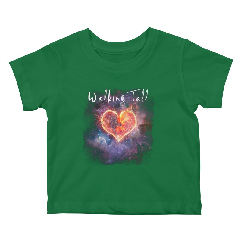 Universal Love Kids Baby T-Shirt by Walking Tall - Band Merch Shop