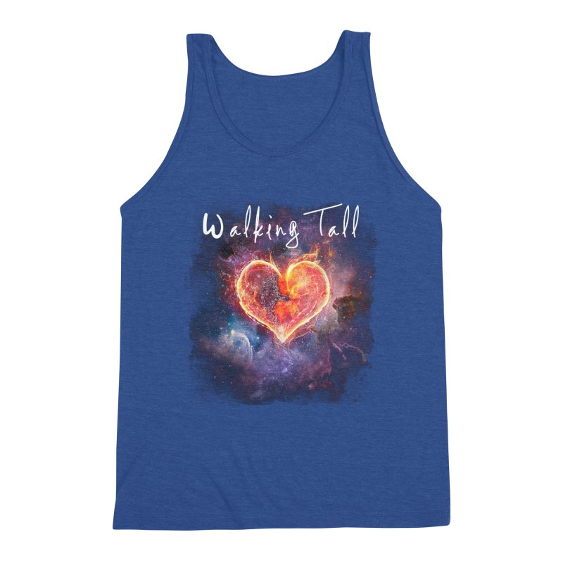 Universal Love Men's Tank by Walking Tall - Band Merch Shop