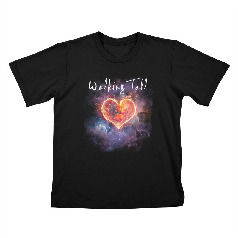 Universal Love Kids T-Shirt by Walking Tall - Band Merch Shop