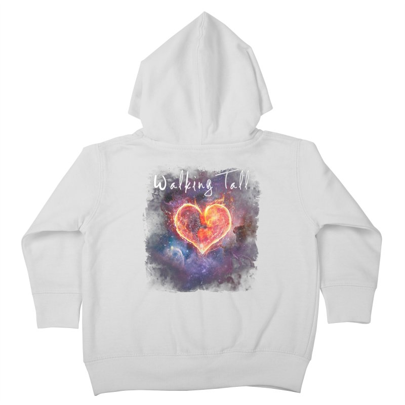 Universal Love Kids Toddler Zip-Up Hoody by Walking Tall - Band Merch Shop