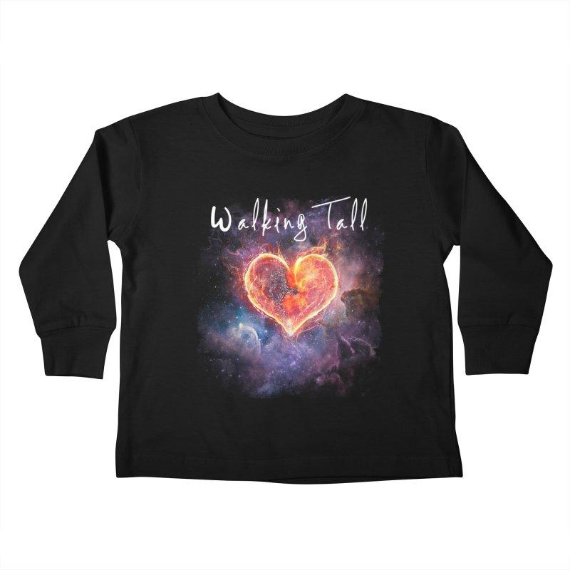 Universal Love Kids Toddler Longsleeve T-Shirt by Walking Tall - Band Merch Shop