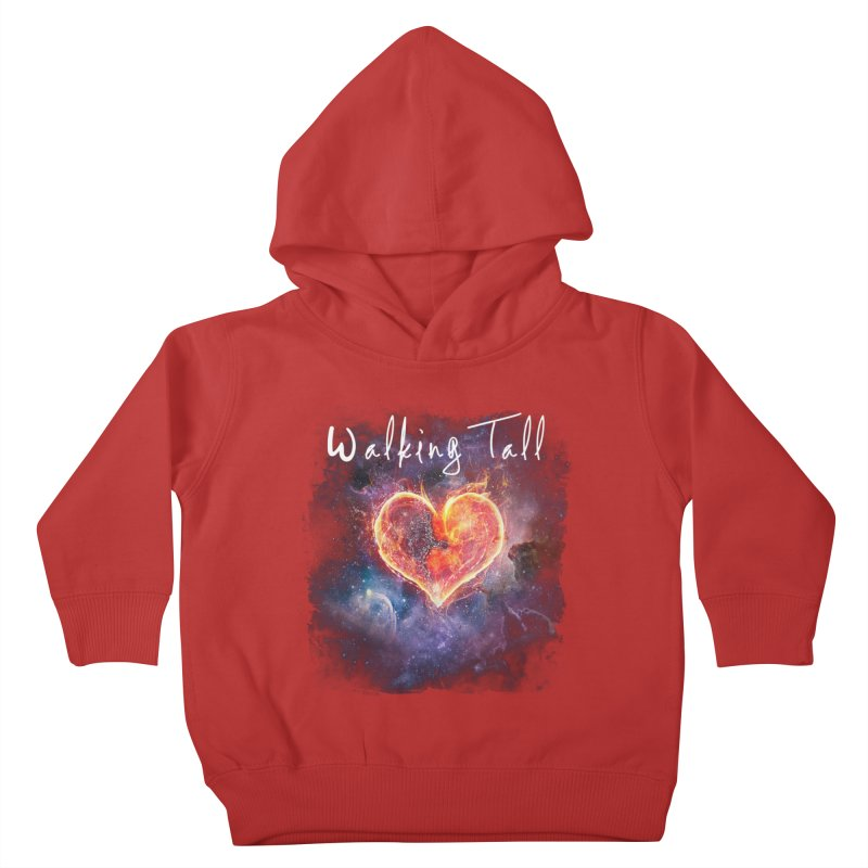 Universal Love Kids Toddler Pullover Hoody by Walking Tall - Band Merch Shop