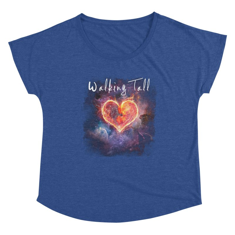 Universal Love Women's Dolman Scoop Neck by Walking Tall - Band Merch Shop