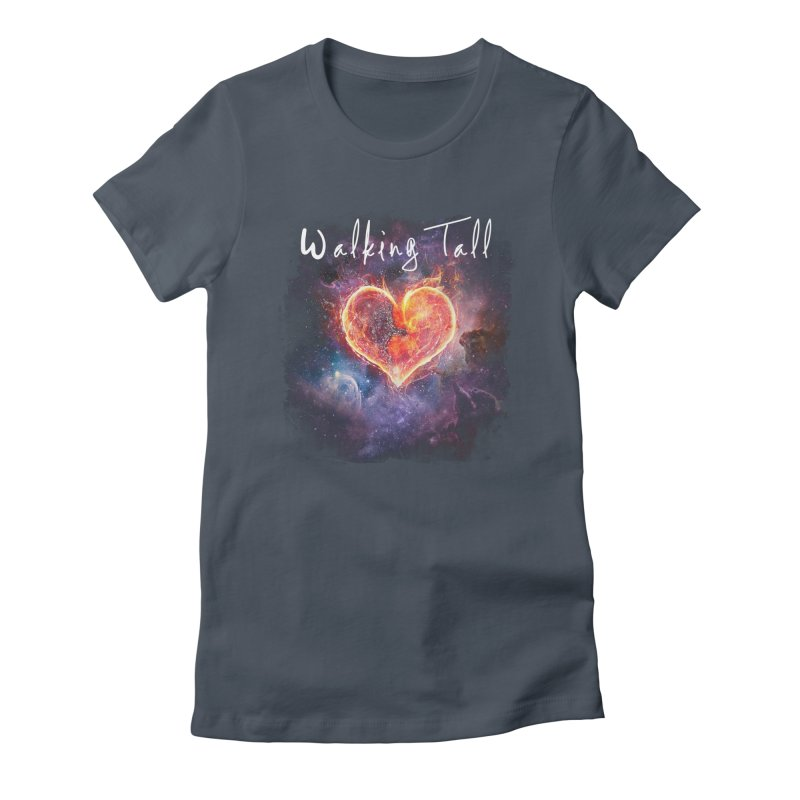 Universal Love Women's T-Shirt by Walking Tall - Band Merch Shop