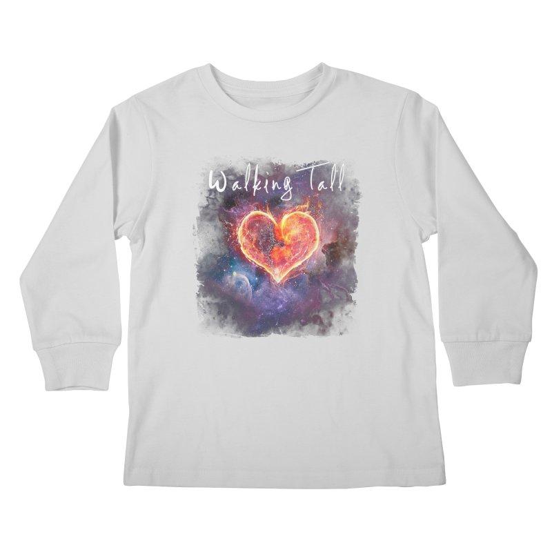 Universal Love Kids Longsleeve T-Shirt by Walking Tall - Band Merch Shop