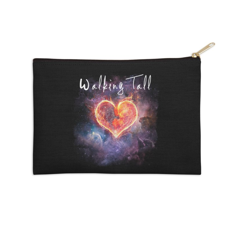 Universal Love Accessories Zip Pouch by Walking Tall - Band Merch Shop