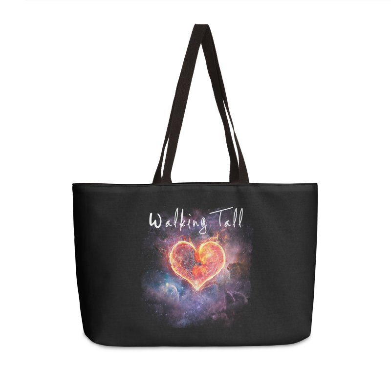 Universal Love Accessories Weekender Bag Bag by Walking Tall - Band Merch Shop