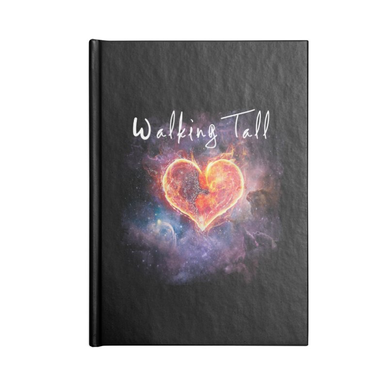 Universal Love Accessories Blank Journal Notebook by Walking Tall - Band Merch Shop